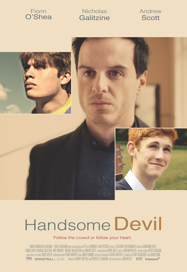 This Week In Queer Cinema Recommendations: Handsome Devil