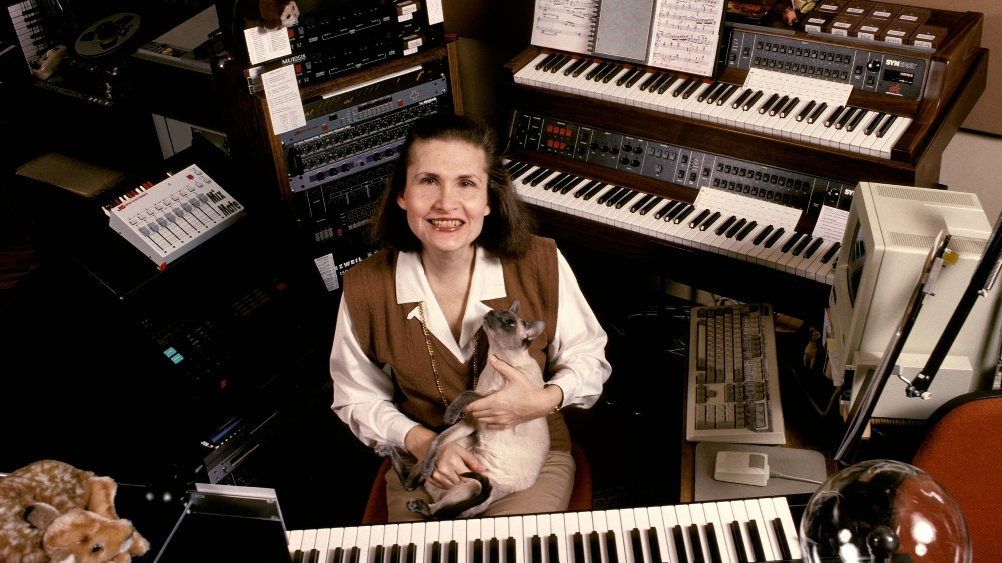 The Story Of Wendy Carlos And Why Synth Pop Is Trans Culture