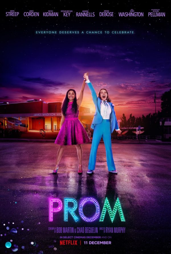 The Prom: Not Your Queer Magnum Opus Of 2020