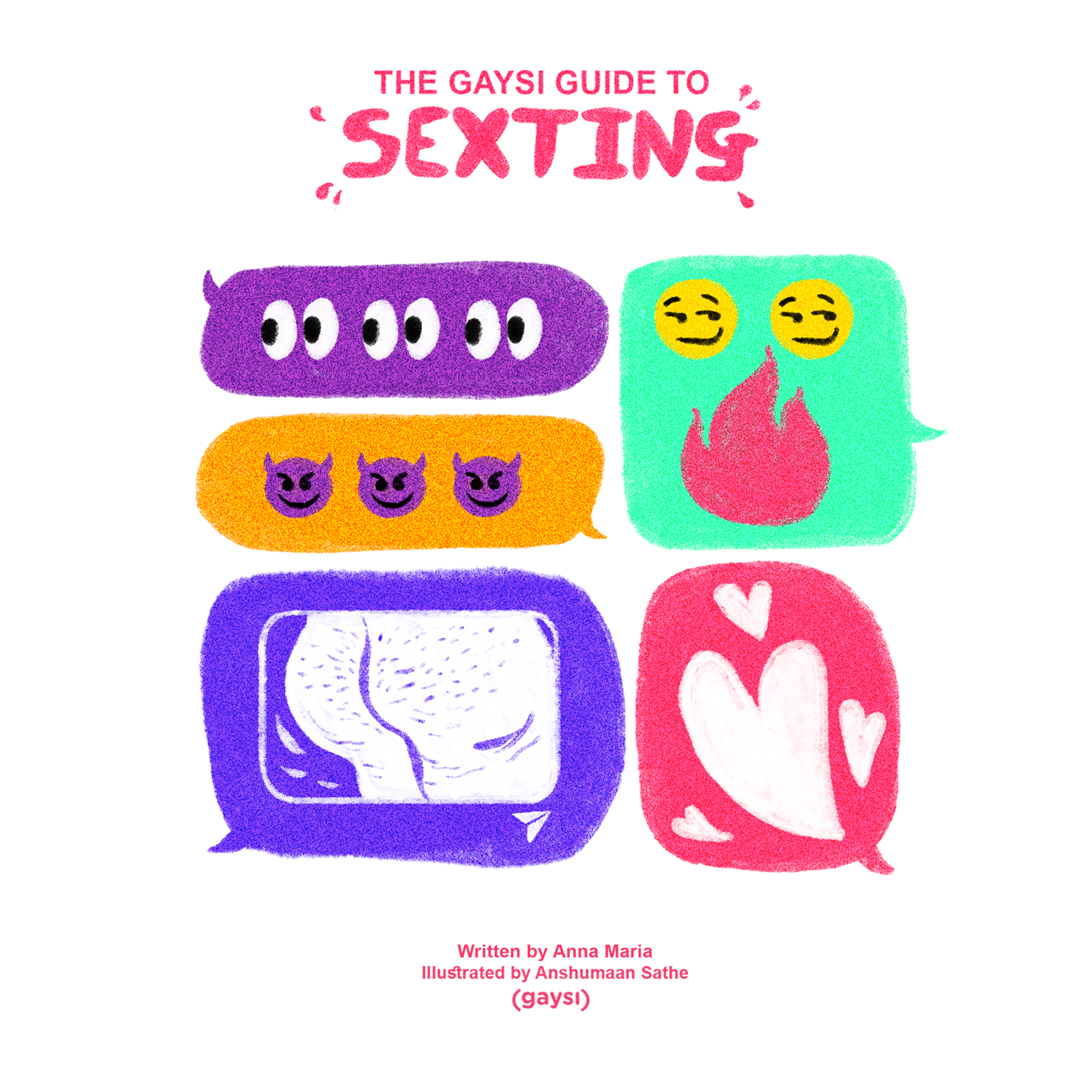 The Gaysi Guide To Sexting