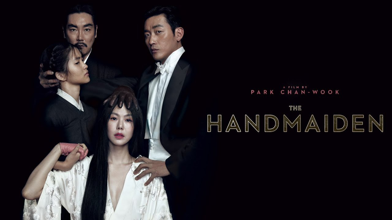 The Handmaiden, An Explosion Soused In Eroticism