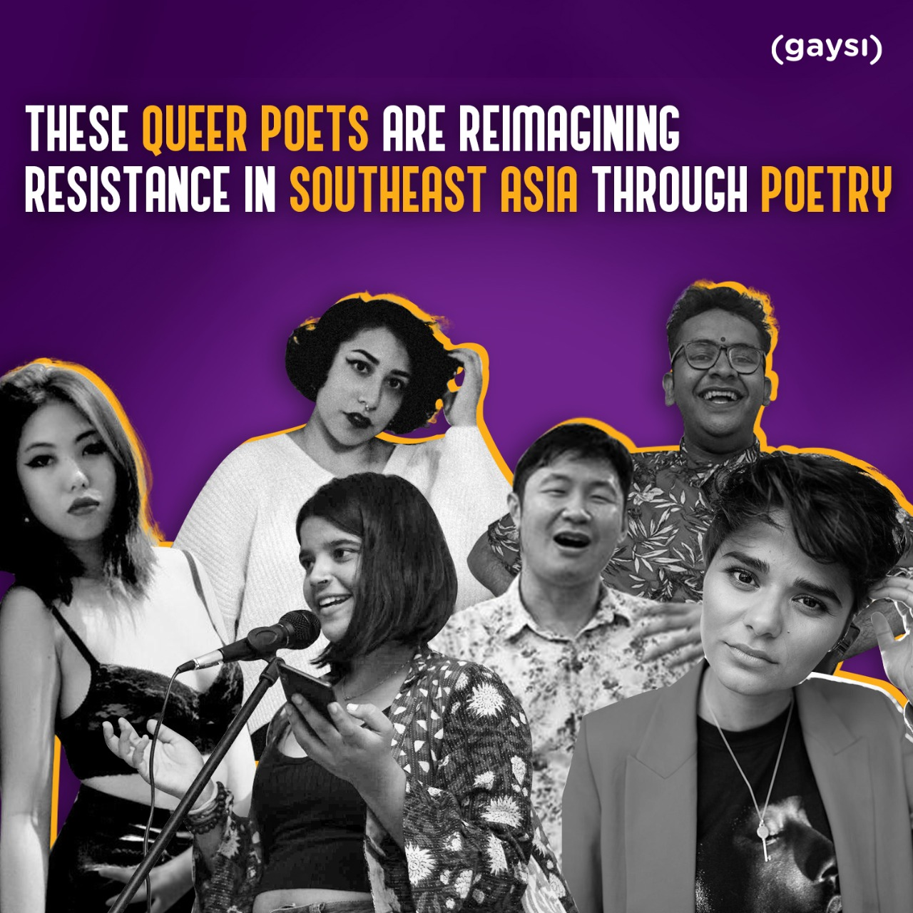 These Queer Poets Are Reimagining Resistance In Southeast Asia Through Poetry