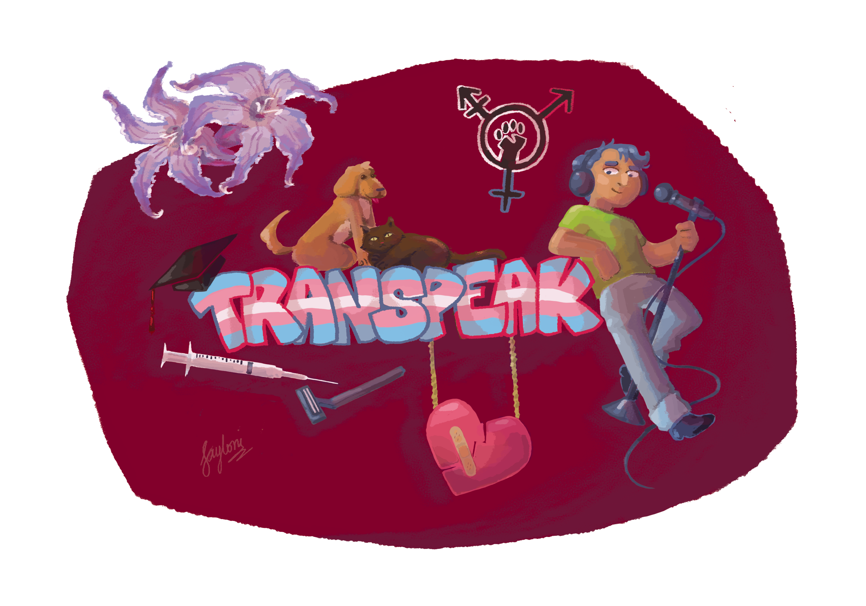 Making Space For Trans-Mascs To Speak Their Truth