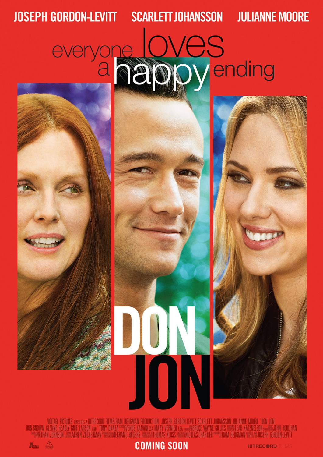 """Film Don Jon Has Good Messages To Give Us,  Yet Puts A Moral Responsibility On Women To """"Fix"""" Men"""