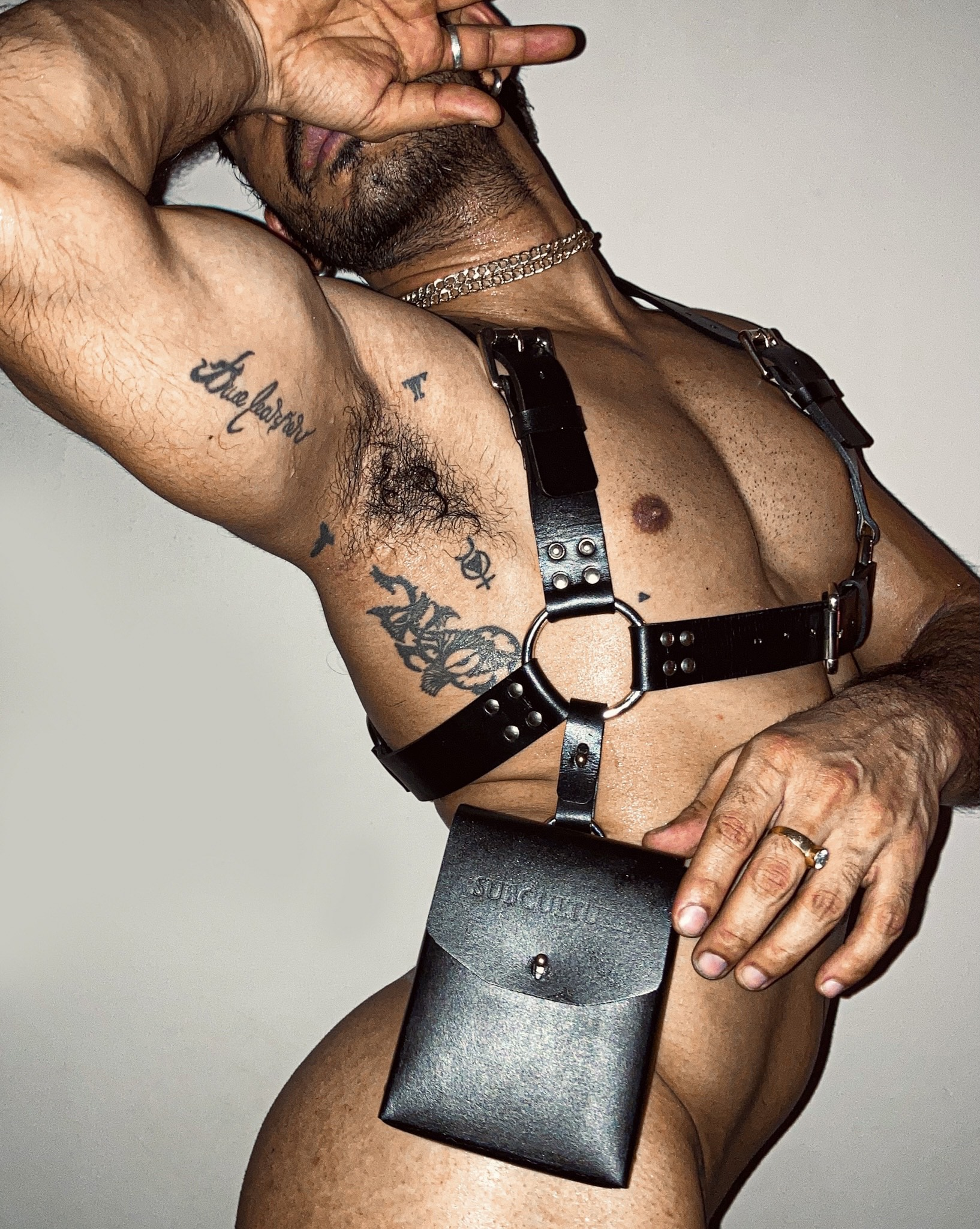 Subculture: A Brand That Defies Norms With Leather Fetish and Fashion