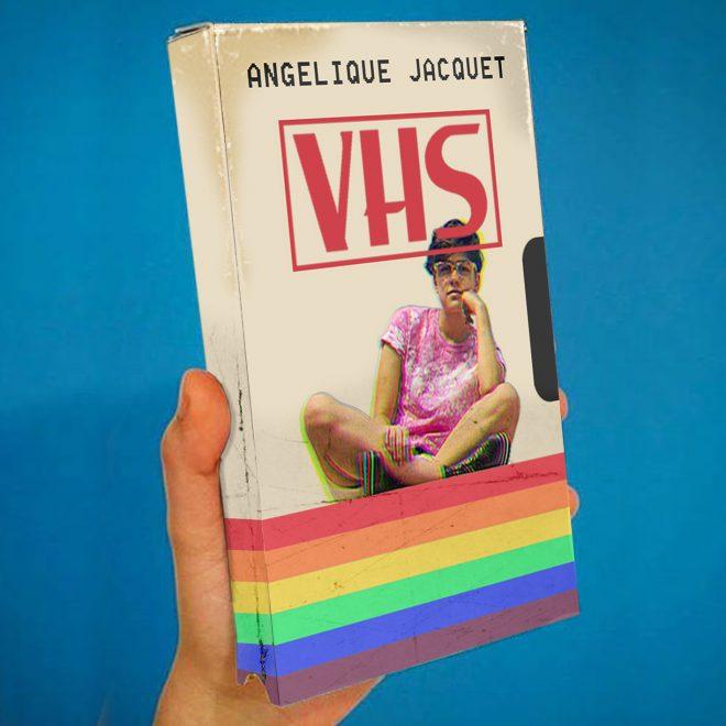 'VHS': Angelique Jacquet's Latest Album Is A Triumphant Ode To Nostalgia