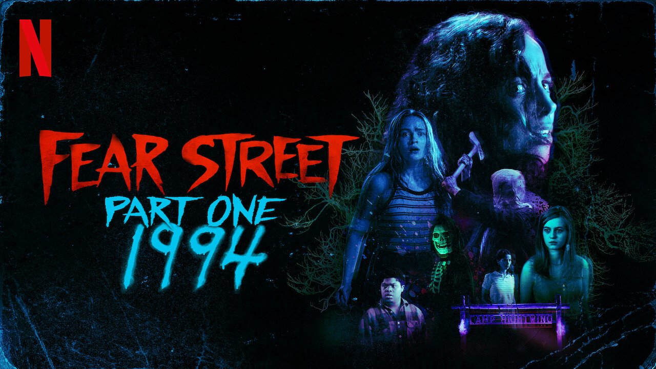 Fear Street Part One 1994: The Right Amount Of Scary And Creepy