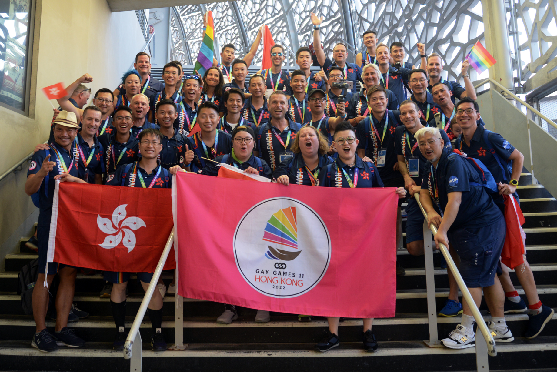 In Conversation With Natalie Truong Of Gay Games
