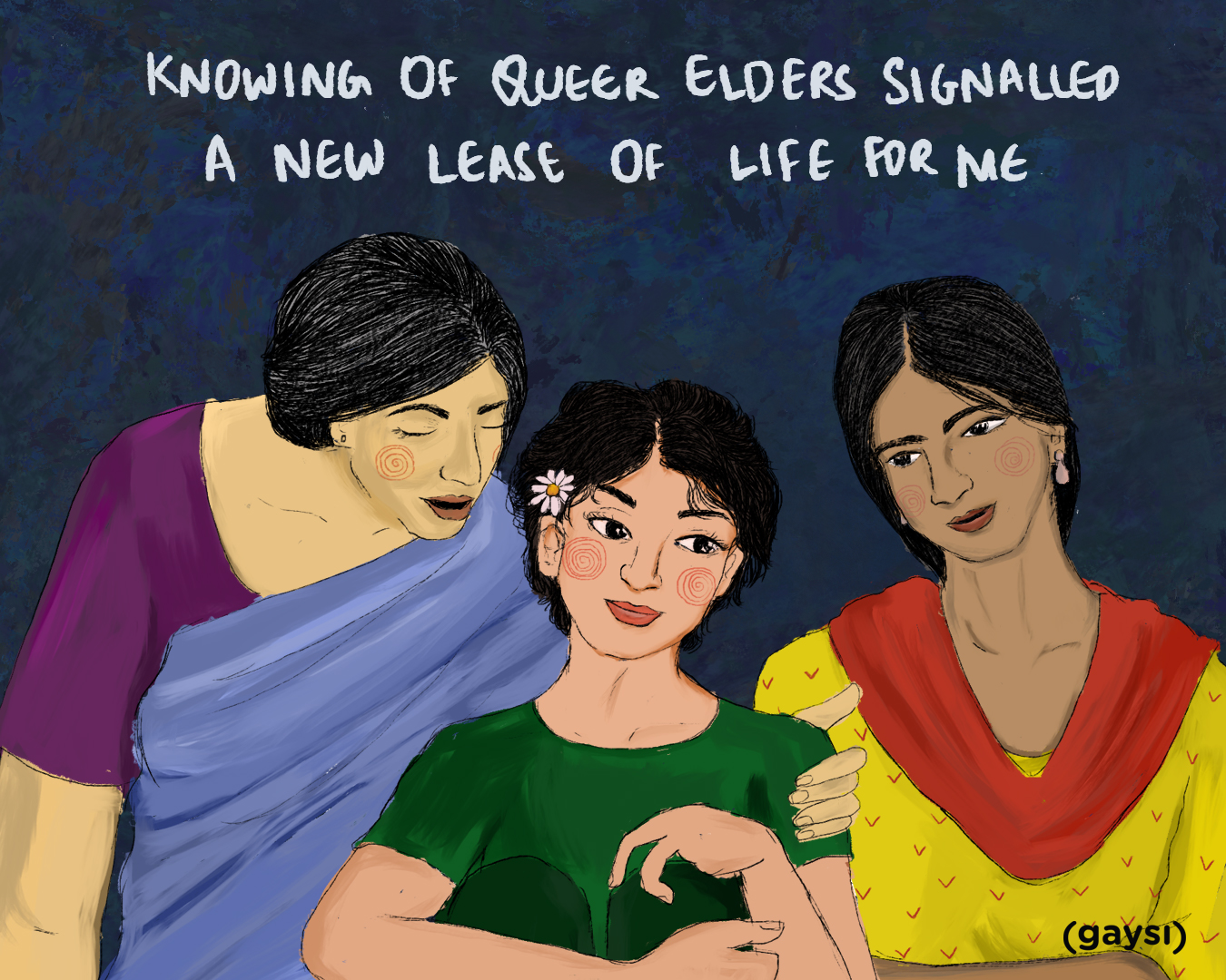 On The Importance Of Queer Elders