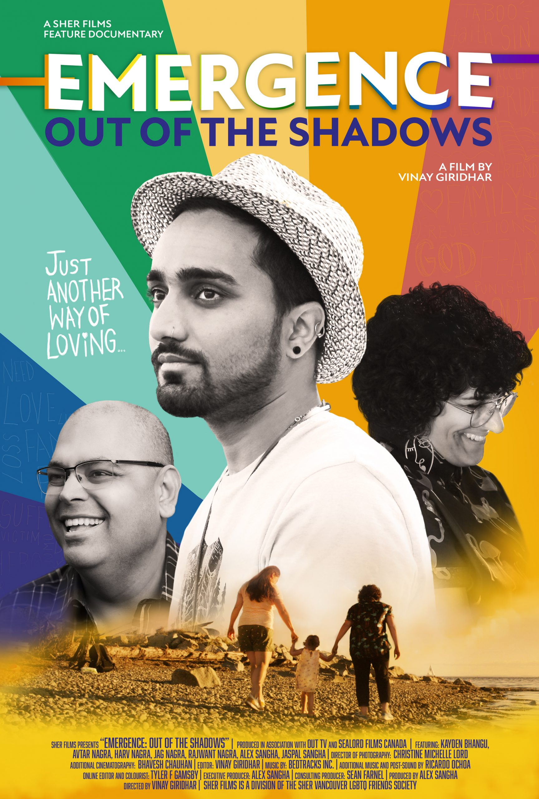 """""""Emergence: Out of the Shadows"""" – A Tale of Family, Identity, And Acceptance"""