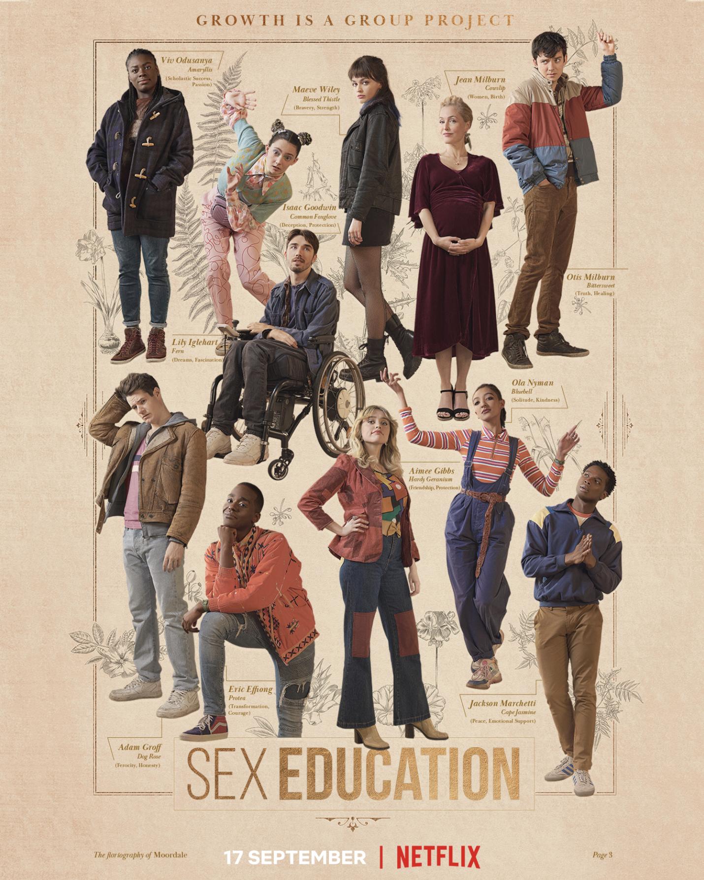 Sex Education Season 3: Grittier, Darker, Sexier