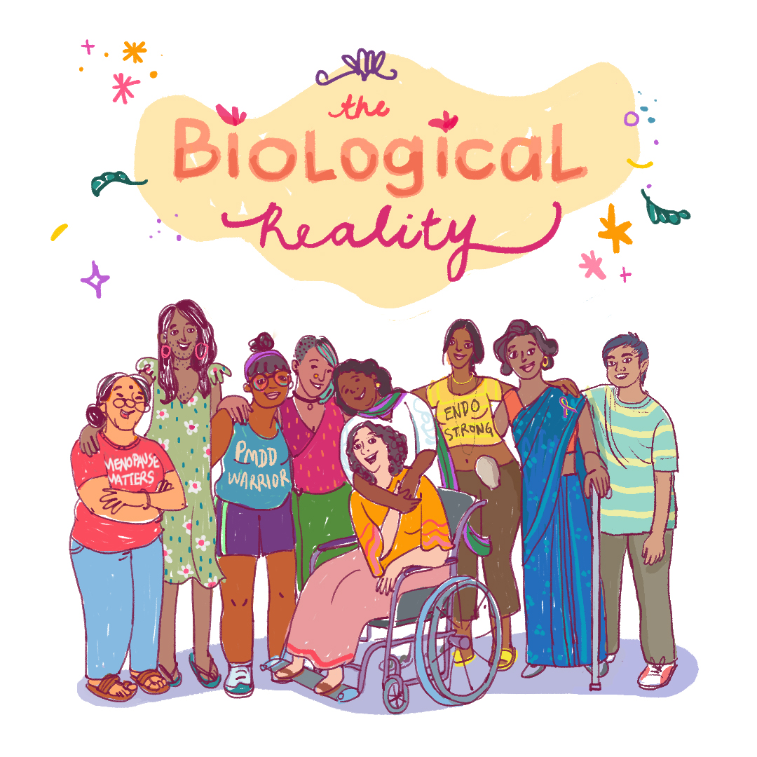 Reshaping The Future Of Menstruation With The Biological Reality